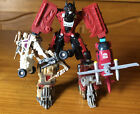 Hasbro Transformers Power Core Combiners Lot Of 5 Fire Truck Look At Pics! For Sale