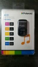 Polaroid Black 4GB Music & Video Player PMP180-4 MP3 NEW SEALED