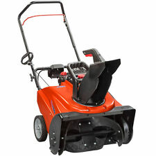 """Simplicity SS7522E (22"""") 208cc Single-Stage Snow Blower w/ Electric Start"""