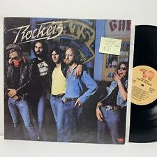 The Rockets Turn Up The Radio- RSO 3047 VG+/VG+ Rock LP