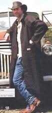 Lange Herrenjacken & -mäntel aus Baumwolle in Größe XL