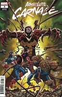 Absolute Carnage Comic 3 Donny Cates Cover C Variant Ron Lim 2019 Ryan Stegman