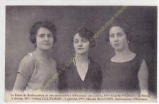 CPA 37210 ROCHECORBON La Reine A Mignot & ses Demoiselles d'Honneur Edit ROY