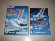 ✈ DC-10 Collection ~ Flight Simulator X FS2004 FSX Add-on Classique triréacteur!