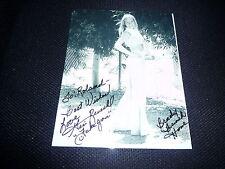 GERI REISCHL signed  Autogramm 20x25 cm In Person THE BRADY BRUNCH Jan Brady