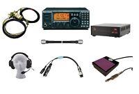 Icom IC-718 Get On The Air HAM Radio Bundle!