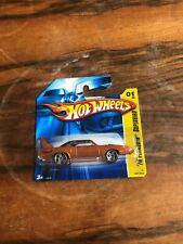 '70 Plymouth Superbird Hot Wheels Car No.1 2006