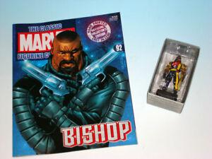 Bishop X-Men Statue Marvel Classic Collection Die-Cast Figurine Limited New #92
