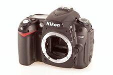 Nikon D90, digitale Spiegelreflex Kamera, 12 Megapixel, guter Zustand #20MP0012C