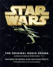 Star Wars : The Original Radio Drama (1993, AudioFile 6 Cassette Set)