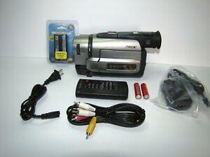 Sony Handycam CCD-TRV99 XR Camera NTSC Transfer 8mm videos to PC/MAC/VCR/DVD