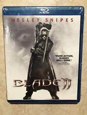 Blade 2 II (Blu-ray Disc, 2012) New Sealed