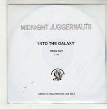 (GS18) Midnight Juggernauts, Into The Galaxy - DJ CD