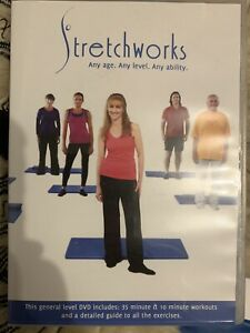 Stretchworks Stretching DVD For All Abilitys