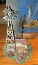 Dept 56 Bucks County Windmill by the Chicken Coop 52867 Snow Village