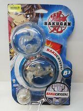 Bakugan Bakucrystal B3 RARE Sega Toys 2010