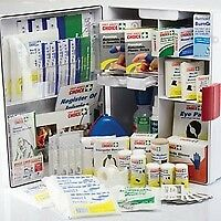 First Aid Kit - Food & Beverage Manufacturing First Aid Kit - ABS Wall Mount