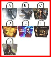 Jack Sparrow Captain Pirate Johnny Depp Bucket Bag Handbag Purse #PICK1