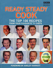 The Top 100 Recipes from Ready, Steady, Cook!, Harriott, Ainsley, Good Used  Boo