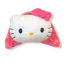 "Hello Kitty Dream Lites Pillow Pets Plush Night Light Stars Projector 12"" Tested"