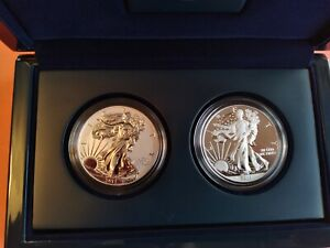 2013 American Eagle West Point 2 Coin Set