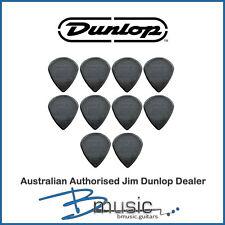 10 x Jim Dunlop Max-Grip™ Jazz III Extra Stiffo Plectrums