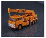Transformers Toy Takara Masterpiece MP-35 Grapple G1 Crane figure New Instock#