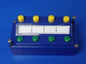 MARKLIN H0 - 7211 - Control Panel (33)/ EXC