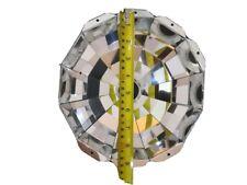 UWE Ersatzteile Aluminium Kelch Reflektor                           Porta de sol