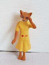 McDonald's Fantastic Mr Fox Figure - Mrs Fox 131 B