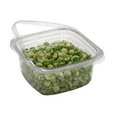 Pactiv Pwp Pet Square Deli Container Clear, 12 oz. | 960/Case