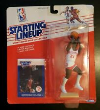 Kenner - Starting Lineup - 1988 - Dominique Wilkins - Super Star Collectible NIB