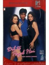 Dil to Pagal Hai (Hindi DVD) (1997) (English, Arabic Subtitles) (Original DVD)
