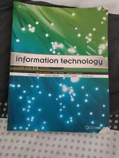 Information Technology VCE 1&2 by Michael Fitzpatrick, Colin Potts, James...
