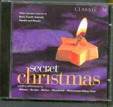 SECRET CHRISTMAS: CLASSIC FM CD (2000) REGENSBURG CATHEDRAL CHOIR ETC