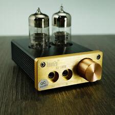 6J9 Vacuum Tube Integrated Amplifier Mini Audio HiFi Stereo Headphone Earset Amp