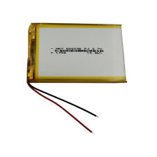 3.7V 4000 mAh Polymer Li battery Lipo For GPS iPod PSP PDA DVD Tablet PC 606090