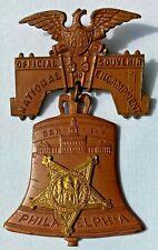 1899 GAR National Encampment Souvenir Badge