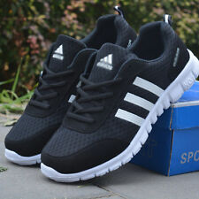FASHION Men SHOES LADIES PUMPS TRAINERS LACE UP MESH SPORTS RUNNING CASUAL JY@