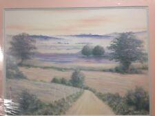 Purple Landscape by George Pommier