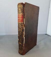 DE L'IMITATION DE NOTRE-SEIGNEUR JESUS-CHRIST par le R.P. PALLU / 1738 BORDELET