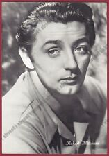 ROBERT MITCHUM 09 ATTORE ACTOR ACTEUR CINEMA MOVIE USA Cartolina FOTOGRAFICA