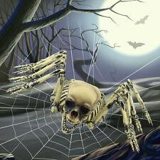 Halloween Ground Crawling Skeleton Animated Scary Prop Haunted Decoration