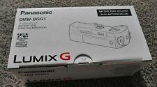 $349 Panasonic Battery Grip DMW-BGG1 4 LumixG DMC G80/G81/G85/G95+Battery BLC12