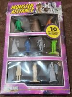 Doctor Who Figures - Boxed Collection of 10 - BBC - Monster Alliance/Adventures
