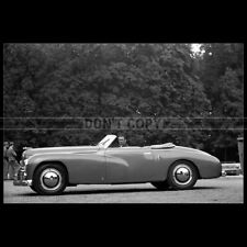 Photo A.011872 ALFA ROMEO 6C 2500 S CABRIOLET 'LUNA DI MIELE' 1947
