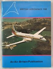 British Aerospace 748 An Air Britain Publication Aircrraft Monograph Airliner