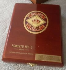 Arturo Fuente DIAMOND CROWN Robusto No.5 empty CIGAR BOX new,clean,Exlnt.Cond.