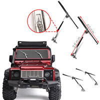 Movable Metal Wipers Windshield Wipers for 1/10 TRX4 SCX10 RC Car Upgrade Parts