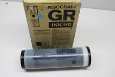 Risograph S-2314 GR3770 Black Ink Tube (ONLY ONE TUBE)